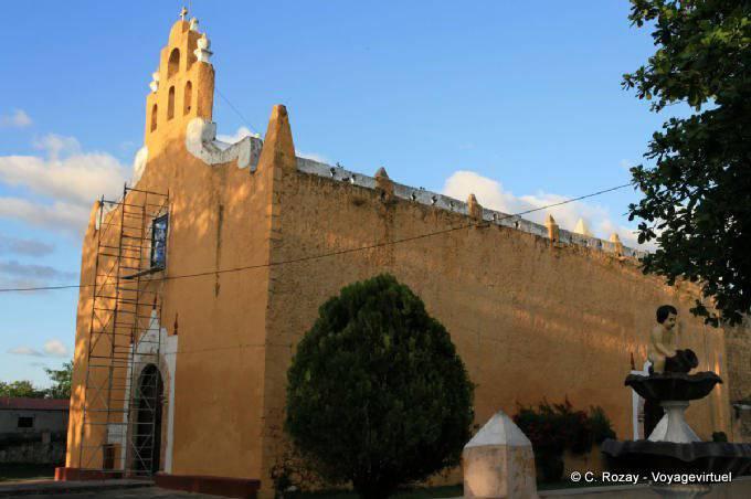 Valladolid Templo San Juan De Dios 6