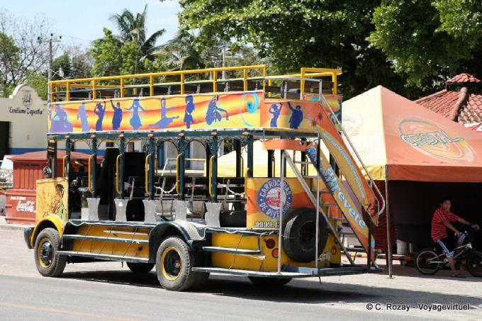 Yucatan Bus Carrocarias 21