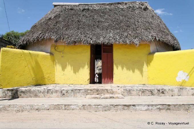 Yucatan House Yellow 6
