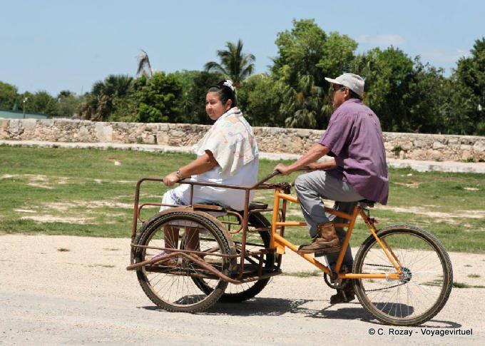 Yucatan Taxi Tricycle 9