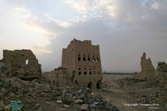 Marib Old City 2009