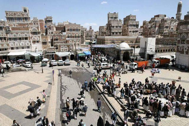 Sanaa Bab El Yemen 4279