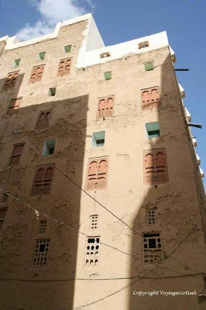 Shibam Hadramaout 2158